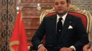 Photo of الملك محمد السادس يغادر المغرب في اتجاه مالي ورئيس الحكومة في مقدمة المسلمين عليه