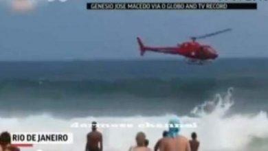 Photo of فيديو : أول وأغرب حادثة لسنة 2013 محاولة إنقاذ كارثية