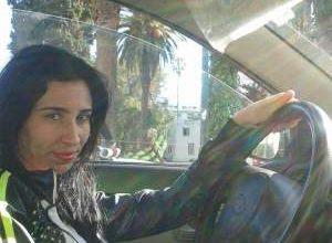 Photo of سينا في المستشفى بعد تعرضها للاعتذاء