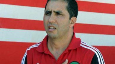 Photo of بنعبيشة يفاجأ الجميع ويقدم استقالته من تدريب منتخب الشبان