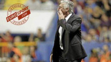 Photo of أنشيلوتي يجلد لاعبي ريال مدريد قبل الكلاسيكو!