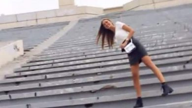 Photo of مغنية تصور فيديو كليب لها ب فيرميجا 'فيراج الوداد