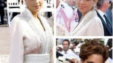 Photo of الملك محمد السادس يترأس حفل عقد قران الشريفة للا سكينة الفيلالي بالقصر الملكي بالرباط