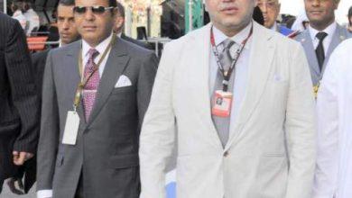 Photo of جلالة الملك يحضر منافسات السباق الخامس لجائزة أبو ظبي الكبرى للفورمولا 1