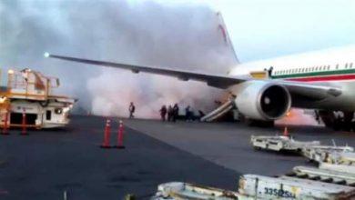"Photo of طائرة ""لارام"" التي نجت من حريق بكندا تعود للمغرب دون ركاب"