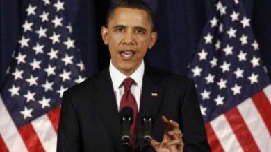 Photo of باراك أوباما يستقبل محمد السادس في 22 نونبر