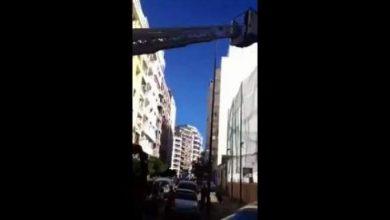 Photo of فيديو سابقة في المغرب: الوقاية المدنية تتدخل لإنقاذ قط