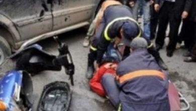 Photo of بن جرير: مصرع شخص في حادث مروّع بشارع محمد الخامس