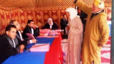 Photo of وزارة العدل والحريات تُطلق حملة لتوثيق عقود الزواج