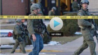 Photo of فيديو: تلميذ بثانوية أمركية يطلق النار على زملاءه وينتحر بعد تنفيذ العملية