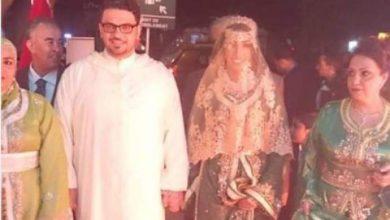 Photo of أول صورة لدنيا باطما من حفل زفافها الذي يجرى في هذه الأثناء