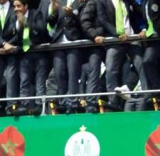 Photo of روبورطاج: احتفال الدار البيضاء بالرجاء… فرحة الرجاء والمغرب