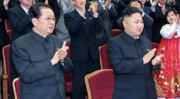 رئيس كوريا الشمالية يعدم عمّه بإطلاق كلاب جائعة لتأكله حياً