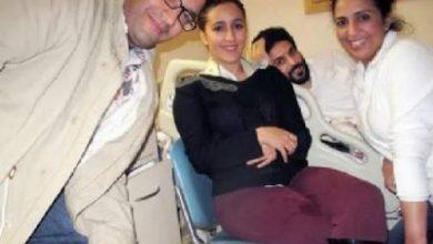 Photo of أول صورة للفنان هشام بهلول بعد الحادثة الخطيرة