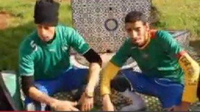 Photo of فيديو: سكيتش لثنائي خطير حول المنتخب المغربي لكرة القدم