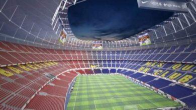 Photo of بالصور – رسمياً … برشلونة سيجدد الكامب نو بتكلفة 600 مليون يورو
