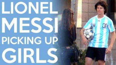 Photo of فيديو : شاب يدعي أنه ميسي للتقرب من الفتيات