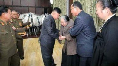 Photo of زعيم كوريا الشمالية يُعدم جميع أقارب زوج عمته