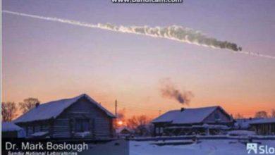 Photo of فيديو: هذا ما حدث فجر اليوم مع الصخرة العملاقة حين دخلت فضاء الأرض