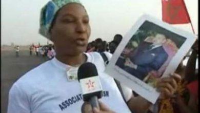 Photo of فيديو:  تصريحات مواطنين ماليين ومغاربة مالي على زيارة الملك محمد السادس لباماكو