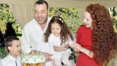 Photo of الاحتفال بالذكرى السابعة لميلاد الأميرة للا خديجة