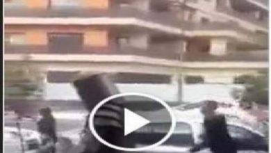 Photo of شاهد بالفيديو هدا هو الرجل الحديدي الدي ضهر في مراكش