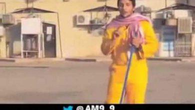 Photo of فيديو شاب يلبس لباس عمال النظافة وينزل الشارع ،انظر ماذا يحدث !