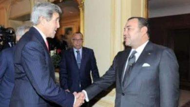Photo of جون كيري في الرباط للمشاركة في الحوار الاستراتيجي بين أمريكا والمغرب