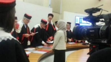 Photo of بدران ضحى أول طبيبة مغربية من الجيل الثاني تتخرج بإيطاليا