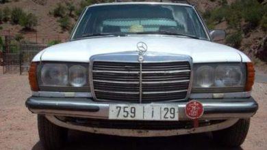 Photo of بالصورة: هذا هو الشكل الجديد المرتقب لسيارات الاجرة الكبيرة بالمغرب  وداعا للازدحام (صور بالداخل)
