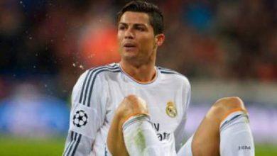 Photo of رسمياً: غياب رونالدو عن تدريبات فريق ريال مدريد