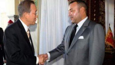 """Photo of تحذيرات الملك محمد السادس لـ""""بان كي مون"""" الأمين العام للأمم المتحدة"""