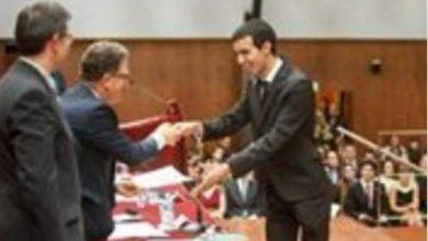 Photo of الطالب المغربي هشام العكدي يتفوق بجامعة نافارا الاسبانية