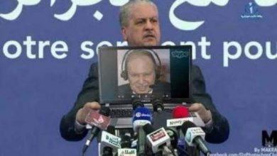"""Photo of فيسبوكيو الجزائر: الرئيس """"الشبح"""" بوتفليقة لا يُمثلني"""
