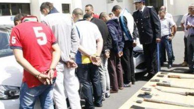 Photo of تفكيك عصابة متخصصة في السرقة تستهدف سائقي سيارات الأجرة بوجدة