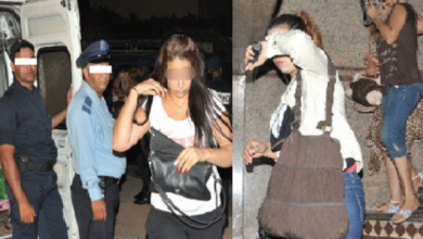 Photo of طنجة: اعتقال عشرات القاصرات في حملات على مقاهي الشيشة
