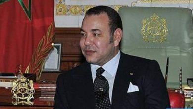 Photo of الملك محمد السادس يتلقى اتصالا هاتفيا من رئيس المؤتمر الوطني العام الليبي
