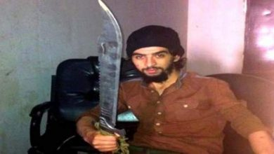 Photo of المغربي قاطع الرؤوس يروي تفاصيل قتاله في سوريا ومهر زوجته حزام ناسف