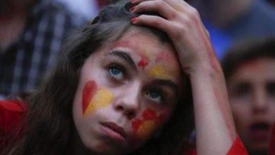 """Photo of صحف اسبانيا تندب بعد """"زلزال"""" كأس العالم"""