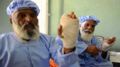 Photo of الشرطة الافغانية تقتل اثنين من طالبان متهمين ببتر اصابع ناخبين