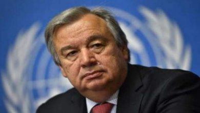 Photo of الامم المتحدة: عدد النازحين في العالم في مستوى قياسي بسبب الحروب والازمات