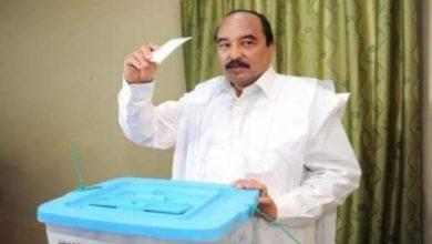 Photo of فوز كاسح لولد عبد العزيز وبيرام يخلق المفاجأة في الانتخابات الرئاسية