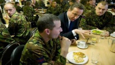 Photo of بريطانيا قلقة على لياقة جنودها