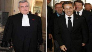 Photo of محامي الرئيس الفرنسي السابق ساركوزي في الحبس الاحترازي في قضية استغلال نفوذ