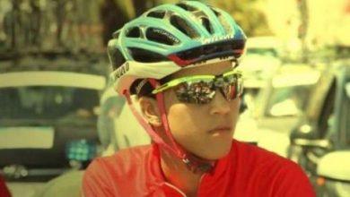 Photo of شهران نافدان لبطلة المغرب في سباق الدراجات
