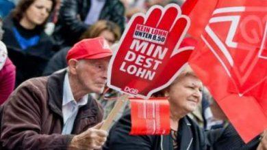 Photo of المانيا ستتبنى الخميس قانونا جديدا حول الحد الادنى للاجور
