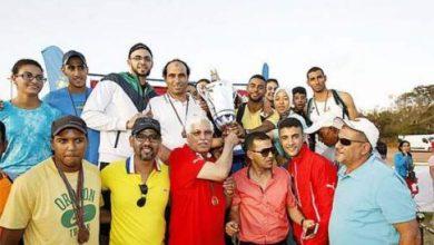 Photo of الفتح الرياضي يحرز لقب كأس العرش في ألعاب القوى