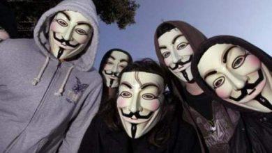 "Photo of هاكرز ""أنونيموس"" تهاجم موقع ""الموساد"""