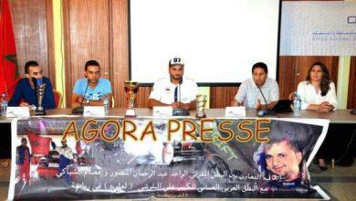 Photo of أبطال الدريفت المغاربة يوقعون اتفاقية تعاون مع بطل عُماني والجامعة ضيف شرف