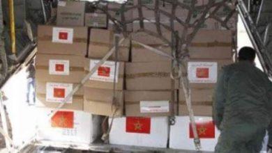 Photo of نقل حوالي 130 طنا من المساعدات إلى الشعب الفلسطيني